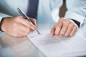 Fahrzeughalter sind verpflichtet den Anhörungsbogen mit ihren persönlichen Daten auszufüllen.