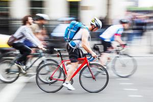 Rote Ampel mit Fahrrad überfahren - Punkte und Bußgeld