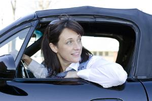 Beim Rückwärtsfahren müssen Sie besonders vorsichtig sein.