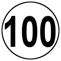 PKW mit Tempo-100-Zulassung
