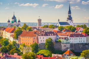 Die Verkehrsregeln gilt es auch in Estland zu beachten.