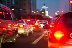 Die korrekte Beleuchtung vom Auto wird von der StVO forgegeben.