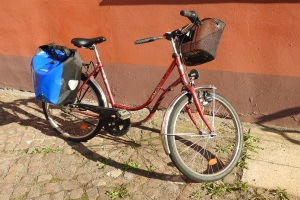 Die Fahrradbeleuchtung ist für ein verkehrssicheres Fahrrad sehr wichtig.