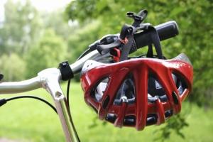 Eine Helmpflicht für Radfahrer in Deutschland stand schon zur Debatte