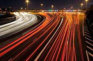 In der Schweiz Geschwindigkeitsbegrenzungen einhalten