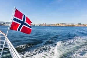Es gitl die Verkehrsregeln in Norwegen zu beachten.