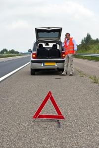 Es gibt keine Warnwestenpflicht in Dänemark, das Tragen wird jedoch empfohlen.